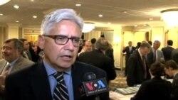 Conflicto sirio domina en reuniones en Washington