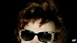 Grammy award-winning jazz vocalist Diane Schuur.