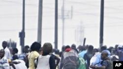 Les Etats-Unis ont déploré les violences de jeudi à Abidjan.
