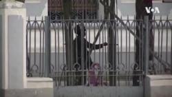 緬甸領導人昂山素季據信被拘捕 美國白宮發聲明敦促釋放被捕者