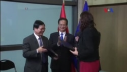 Hiệp định VEFTA sẽ có hiệu lực vào năm 2018