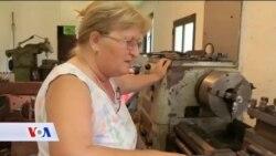 Metalostrugarka Senka: Neka izvinu muškarci ali žene su sposobnije