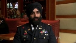 Sikh US Soldier Wins Right to Keep Turban, Beard