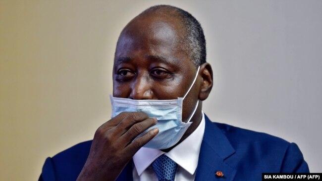 Amadou Gon Coulibaly yahoze ari umushikiranganji wa mbere wa Cote d'Ivoire