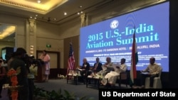 Opening Ceremony of the 2015 U.S. - India Aviation Summit in Bengaluru, India.