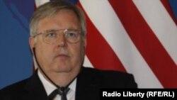 Посол Соединенных Штатов в России Джон Теффт