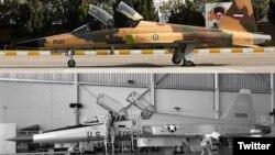 """به گفتۀ کارشناسان نظامی، جت های جنگی """"کوثر"""" کاپی جت های جنگی نوع F-5 ایالات متحده است که امریکا آنرا در دهۀ ۱۹۶۰ میلادی تولید می کرد"""