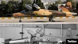 Ölkə daxilində istehsal edilən Kovsar təyyarəsi visual olaraq, 60 il öncə ABŞ-da istehsal edilən F-5 Tiger qırıcısına bənzəyir