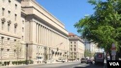 位於華盛頓的美國商務部大樓