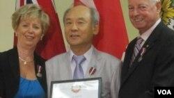 [인터뷰] 영국 여왕 메달 받은 캐나다 북한인권협의회 이경복 대표