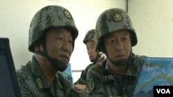 網絡專家預測戰時中國先發制人攻擊美國。(視頻截圖)