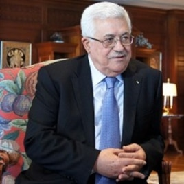 Palestinian Authority President Mahmoud Abbas meets for Mideast peace talks in Sharm el-Sheikh, Egypt, 14 Sept 2010.
