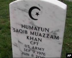 """دستاویزی فلم """"امریکا میں سفر"""" میں مسلمان فوجیوں کے قبروں کا مطالعہ بھی کیا گیا"""
