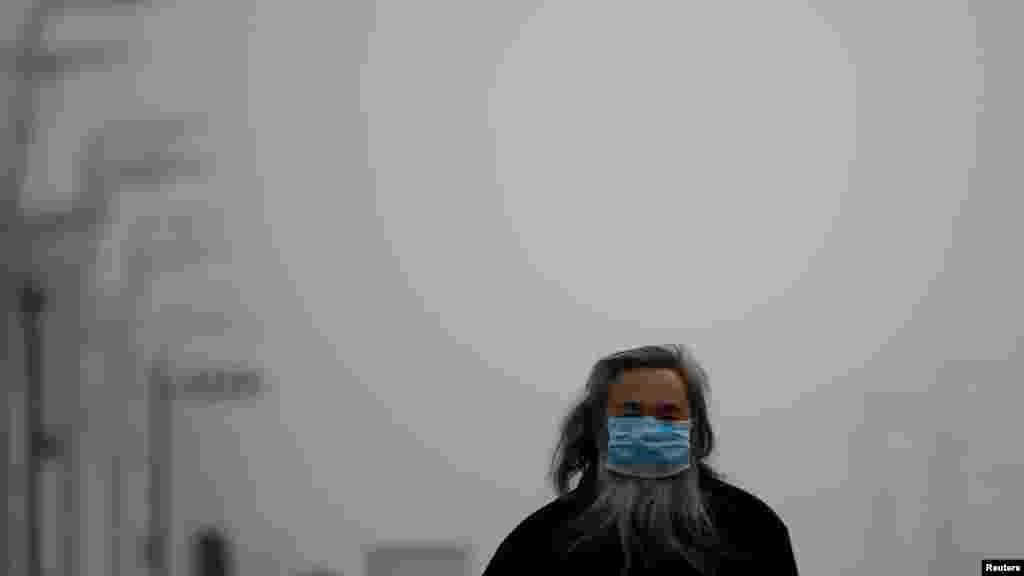 Peking, 26. februara 2014.