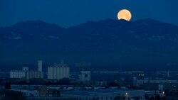 [타박타박 미국여행 오디오] '달이 밝은 밤' 콜로라도