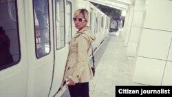 Pinkan Mambo hijrah ke Los Angeles, California sekitar satu tahun lalu (foto/dok: Pinkan Mambo)