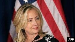Bộ trưởng Ngoại giao Hoa Kỳ Hillary Clinton