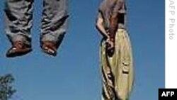Hai người bị tử hình ở Iran