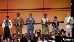 Mamoudou Gassama a Bikin Karramawa na Tashar BET
