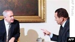 حسنی مبارک و نتانياهو در ارتباط با شهرک سازی ها و آزادی زندانيان دیدار کردند