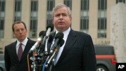빌 클린턴 행정부에서 외교안보정책을 담당했던 샌디 버거 전 백악관 국가안보보좌관. 2005년 자료사진.