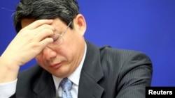 中国国家发改委前副主任刘铁男