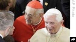 教皇访问捷克 呼吁回归基督教传统