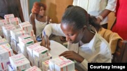 Kwayoyin kiyaye cutar HIV