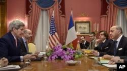 在瑞士洛桑参举办的伊朗核谈判
