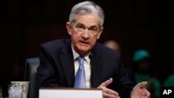 Gubernur baru bank sentral AS, Jerome Powell (foto: dok).