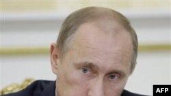 Премьер-министр РФ Владимир Путин. 1 декабря 2010 года