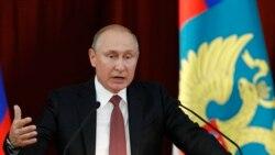 ကန္-႐ုရွား ထိပ္သီးေဆြးေႏြးပဲြရလဒ္ကို ေသးသိမ္ေအာင္လုပ္သူရိွဟု Putin စြတ္စဲြ
