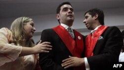 خوزه ماریا دی بلو و الکس فریر، زوج همجنسگرای آرژانتینی