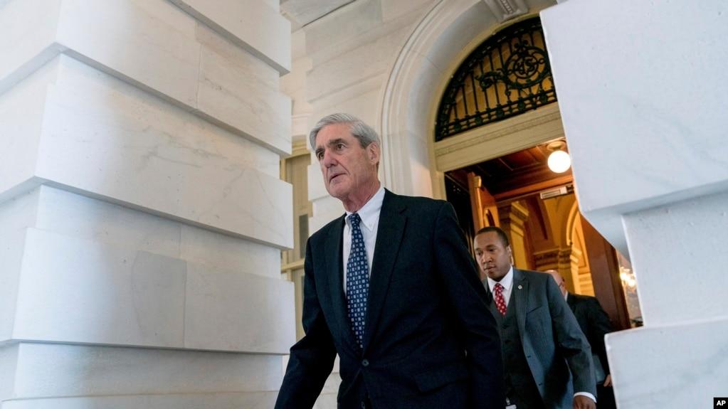 Công tố viên đặc biệt Robert Mueller tại Điện Capitol