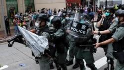 """时事大家谈:""""港版国安法""""掀波澜 香港金融地位受冲击"""