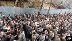 احتجاج د رکشمیرتحت ادارۀ هند