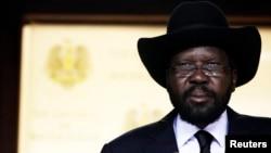 살바 키이르 남수단 대통령 (자료사진)