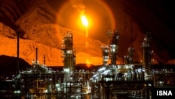Iran oil gas