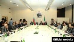 Azərbaycan-İran dövlətləqrarası komissiya