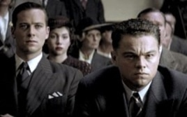 "Leonardo DiCaprio and Armie Hammer in ""J. Edgar"""