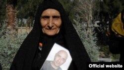 مادر ستار بهشتی - آرشیو