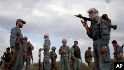 افغان سکیورٹی فورسز