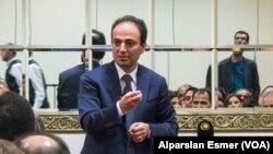 Osman Baydemir Washington'da yaşayan Kürt toplumunun üyeleriyle bir araya geldi