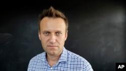 俄羅斯反對派領導人阿里克謝·納瓦爾尼