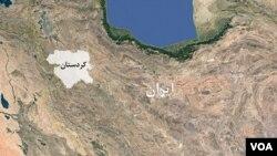 استان کردستان، ایران