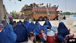 بیش از یک میلیون مهاجر راجستر ناشدۀ افغان در پاکستان اقامت دارد