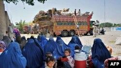 د کډوالو دپاره د ملګرو ملتونو ادارې یو اېن اېچ سي ار دشمېرې ترمخه پاکستان کې نزدې ۱۵ لاکه رجسټرډ کډوال مېشت دي