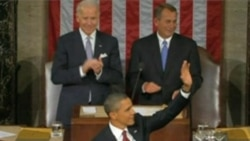 Obama Touts Economic Plan in State of the Union Address