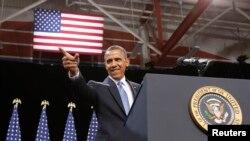 Predsednik Barak Obama govori o imigracionoj reformi u srednjoj školi Del Sol u Las Vegasu.