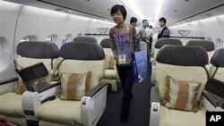 چین نے پہلا بڑا مسافر جیٹ تیار کرلیا